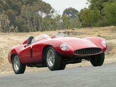 1955 Ferrari 750 Monza Spider by Scaglietti   Monterey 2013   RM AUCTIONS