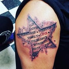 Image result for  star Tattoos