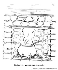 Free Seashore/Coast Coloring Pages to Print and Color