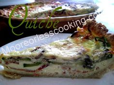 11 Easy Quiche Recipes - Moore or Less Cooking Food Blog