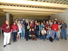 """""""Es importante aprovechar momentos como este para conocernos, para convivir"""" dijo Nohemí Jiménez Gutiérrez, coordinadora académica del sistema sabatino de la Universidad Americana de Morelos (UAM) al dar inicio al intercambio con el que los docentes de dicho sistema cerraron un 2013 lleno de trabajo académico."""