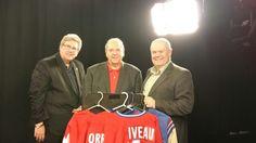 With Chris Sheridan & Joe Drago