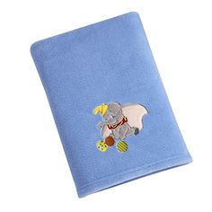 Disney Dumbo Blanket Blue >>> Want to know more, click on the image.