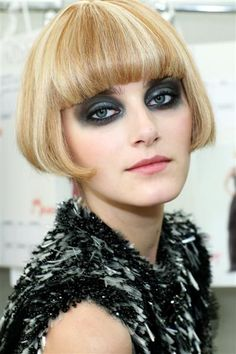 Chanel makeup: catwalk beauty trends - Catwalk makeup and beauty trends decoded - wewomen