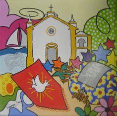 *pintando Florianópolis   rosange sena