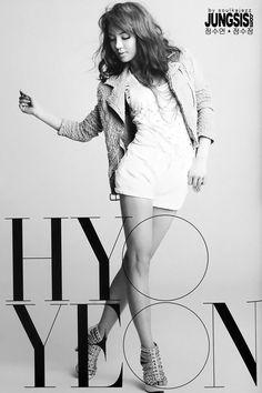 Hyoyeon - Girls' Generation Japan Tour promo pics