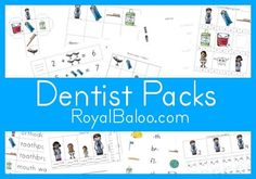 dentist pack from Royal Baloo
