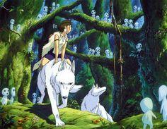 принцесса мононоке - Поиск в Google