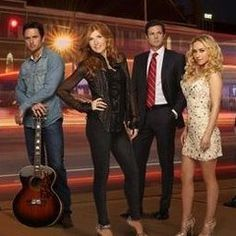 Nashville- so obsessed! Not really a country music fan but I LOVE this show!