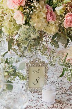 Photography: Erin Leigh - www.thebowerygirl.com  Read More: http://www.stylemepretty.com/california-weddings/2014/04/01/romantic-vintage-wedding/