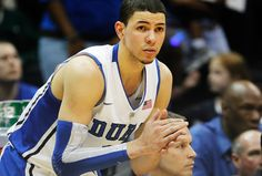 """That awkward moment when you're browsing everything on pinterest and you come across this with the caption:  """"Austin Rivers...<3"""""""