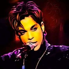 All time favorite of Prince graphic art ■●•■Awesome