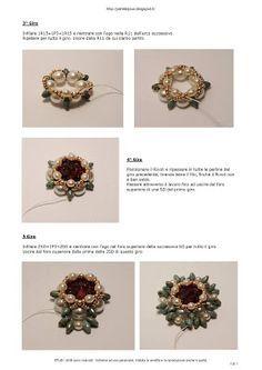 Pearls & Bijoux: Maribel Pendant - Tutorial - 2
