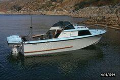 1959 Glasspar Seafair Sedan Cuddy Cabin for sale Fishing Boats For Sale, Power Boats For Sale, Whitewater Kayaking, Canoeing, Deck Boat, Cabin Cruiser, Vintage Boats, Boat Stuff, Used Boats