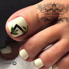 Popular Geometric Accent On Nails Art 30 Beautiful Nail Designs For Toes Cute Toe Nails, Toe Nail Art, My Nails, Acrylic Nails, Spring Nail Trends, Manicure E Pedicure, Pedicure Ideas, Nail Ideas, Feet Nails