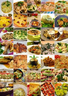 35 receitas para levar para o trabalho Bento Recipes, Cookbook Recipes, Healthy Recipes, Food To Go, Food And Drink, Food Truck, Comidas Light, Salty Foods, Portuguese Recipes