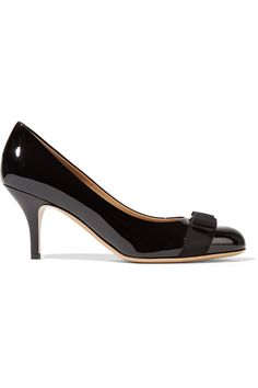 Shop on-sale Salvatore Ferragamo Carla 70 embellished patent-leather pumps. Browse other discount designer Pumps & more on The Most Fashionable Fashion Outlet, THE OUTNET.COM
