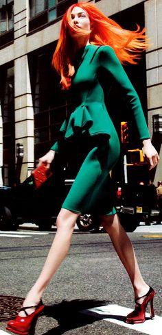 Karlie Kloss ♥✤ | Keep the Glamour | BeStayBeautiful
