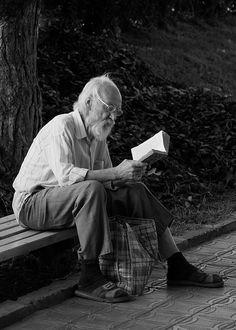 Der Lesende
