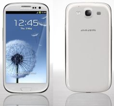Samsumg Galaxy SIII - This is going to be my new phone when it comes out. I love it!