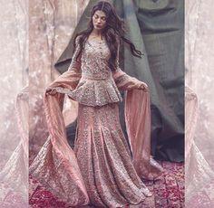 For contact 03009681116 Pakistani Couture, Pakistani Bridal Wear, Pakistani Wedding Dresses, Beautiful Bridal Dresses, Walima Dress, Indian Gowns Dresses, Bridal Dress Design, Indian Bridal Fashion, Frocks For Girls