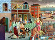 Carybé! Hector Julio Páride Bernabó – Carybé (Lanús, Argentina, 7 de fevereiro de 1911 – Salvador, Bahia Brasil, 1 de outubro de 1997). Nascido em Lanus, Argentina, nas proximidades de Buenos Aires…