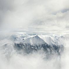 Budapest photographer Akos Major via Anagrama | Winter / Alps