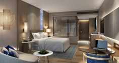 Marriott is to open a Renaissance hotel in Pattaya, Thailand. Located in the Jomtien district, the low-rise beachfront resort is scheduled to open by the 1st September 2017. The 257-room Renaissance Pattaya Resort & Spa will feature two outdoor swimming pools, a kids pool, kids club and a luxury spa.