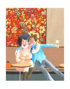Marcus Goldson Disney Characters, Fictional Characters, Fine Art Prints, Portraits, Album, Disney Princess, Gallery, Funny, Painting
