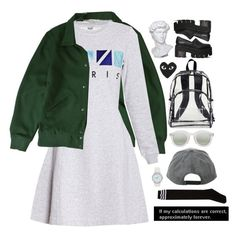 """""""everything is vain {please read}"""" by uncharged-batteries ❤ liked on Polyvore featuring mode, Brixton, Kenzo, CC, Jeffrey Campbell, Play Comme des Garçons et Eichholtz"""
