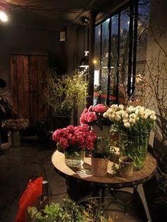 Parisian florists – Merci