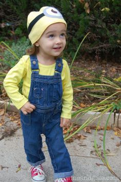 Creative Halloween Costume Ideas for Kids . Luxury Creative Halloween Costume Ideas for Kids . 10 Simple and Simply Adorable Diy Kids Halloween Costumes Diy Minion Costume, Minion Halloween Costumes, Easy Homemade Halloween Costumes, Hallowen Costume, Boy Costumes, Baby Halloween, Costume Ideas, Halloween Costumes For Toddlers, Diy Toddler Halloween Costumes