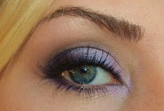 "TiffanyD: Deep Purple Tutorial: Dior ""Mystic Smokys"" Palette"