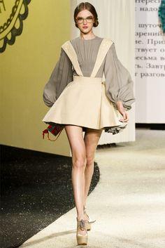 Sfilata Ulyana Sergeenko Paris - Alta Moda Primavera Estate 2013 - Vogue