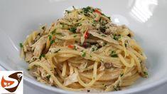 Spaghetti tonno e limone – Ricetta gustosissima, facile e veloce