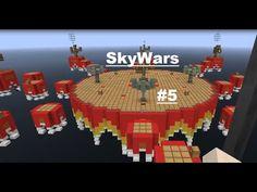 MINECRAFT Skywars NoobS em ação!! #5