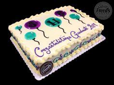 Graduation Cakes   Freed's Bakery Las Vegas  