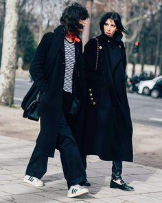 "Tommy Ton on Instagram: ""Mica & Jamie, Paris"""