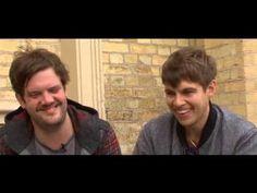 Klaxons talk to NME at TGE13