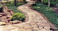 Image result for flagstaff stone backyard
