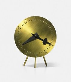 Model 4764, Table Clock, Herman Miller Clock Company, 1949