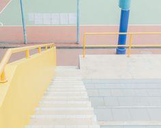 Adam Birkan, pastels