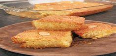Σιάμαλι με πορτοκάλι και μαστίχα Cornbread, Deserts, Pudding, Ethnic Recipes, Food, Millet Bread, Custard Pudding, Essen, Postres