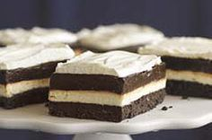 Striped Delight Recipe. This is the same as my 4 layer dessert but you don't have to bake the crust with this one.