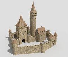 Výsledek obrázku pro 3d castle