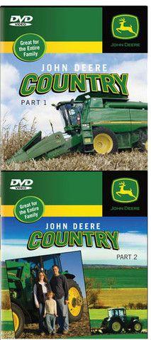 John Deere Country Kids DVDs – GreenToys4u.com #johndeere #movies #DVD
