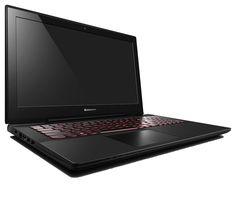 Lenovo Y50 15.6-inch Full-HD 1080p Laptop (Intel Core i7-4710HQ 3.5 GHz, External 9.5 mm DVD/RW, Voice control, BT, 16 GB DDRIIIL RAM, 4 GB NVIDIA GeForce GTX 860M, 1 TB + 8 GB SSHD, HDMI, Webcam, Wi-Fi, Windows 8.1) - Black: Amazon.co.uk: Computers & Accessories