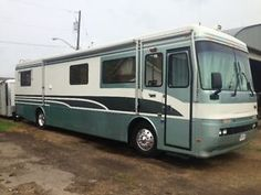 1995 Monaco Dynasty for sale by owner on RV Registry. http://www.rvregistry.com/used-rv/1008865.htm