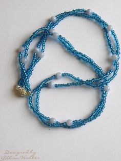 Blue Summer Fun £12.50