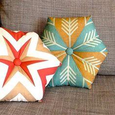 Kaleidoscope Pillows